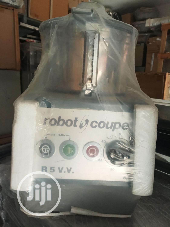 Archive: Robot Coupe Blixer