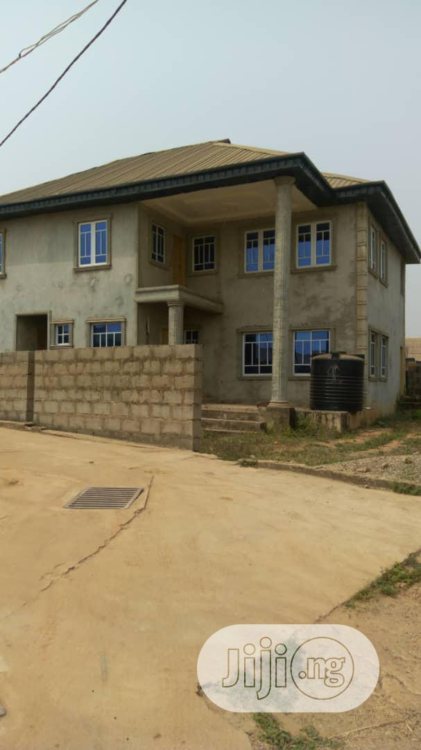 New 4 Bedroom Duplex ,Mini Flat BQ With C of O at Akute | Houses & Apartments For Sale for sale in Ifo, Ogun State, Nigeria