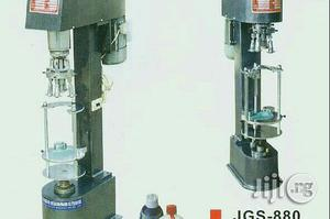 Capping Machine Only Metal And Plastic Bottles | Manufacturing Equipment for sale in Lagos State, Ojo