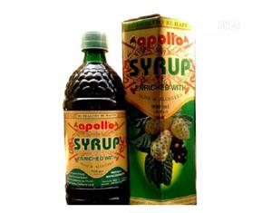 Apollo Noni Syrup | Vitamins & Supplements for sale in Lagos State, Ikeja