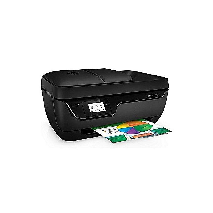 HP Officejet Pro 3831 All-in-one Printer   Printers & Scanners for sale in Ikeja, Lagos State, Nigeria