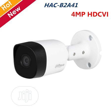 Dahua Security CCTV 4mp Hdcvi IR Bullet Camera Hac-b2a41