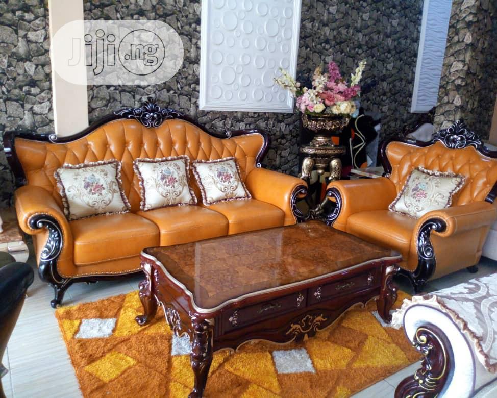 Quality Turkey Leather Sofa