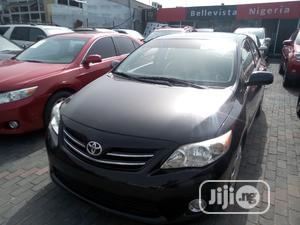 Toyota Corolla 2013 Black   Cars for sale in Lagos State, Ajah