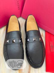 Valentino Black Shoe for Men | Shoes for sale in Lagos State