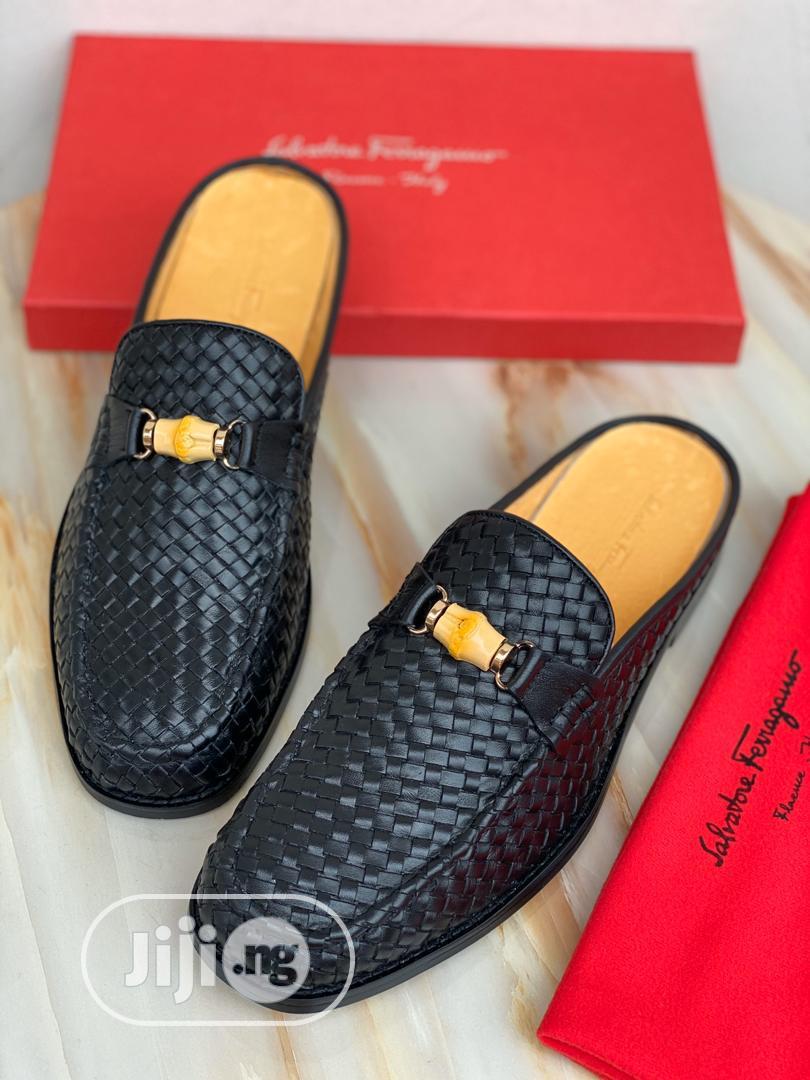 Salvatore Ferragamo Half Shoe for Men | Shoes for sale in Lagos State, Nigeria