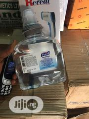 Purell Advanced Hand Sanitizer Gel - 1200ml | Skin Care for sale in Lagos State, Shomolu