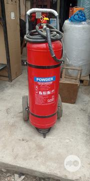 50kg DCP Fire Extinguisher Trolley | Safety Equipment for sale in Lagos State, Orile