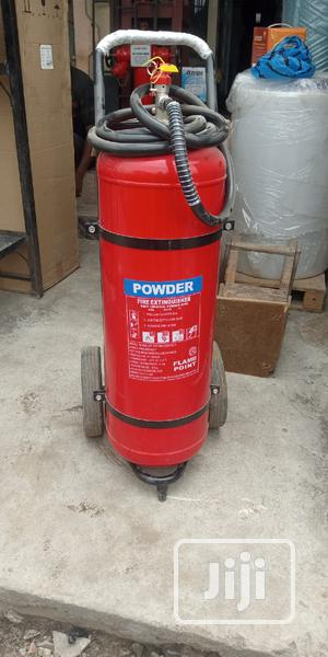 50kg DCP Fire Extinguisher Trolley   Safetywear & Equipment for sale in Lagos State, Orile