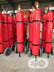 9kg CO2 Fire Extinguisher Trolley | Safety Equipment for sale in Lagos State, Orile
