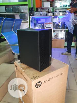 New Desktop Computer HP Slimline 290 4GB Intel Pentium HDD 1T   Laptops & Computers for sale in Abuja (FCT) State, Central Business Dis