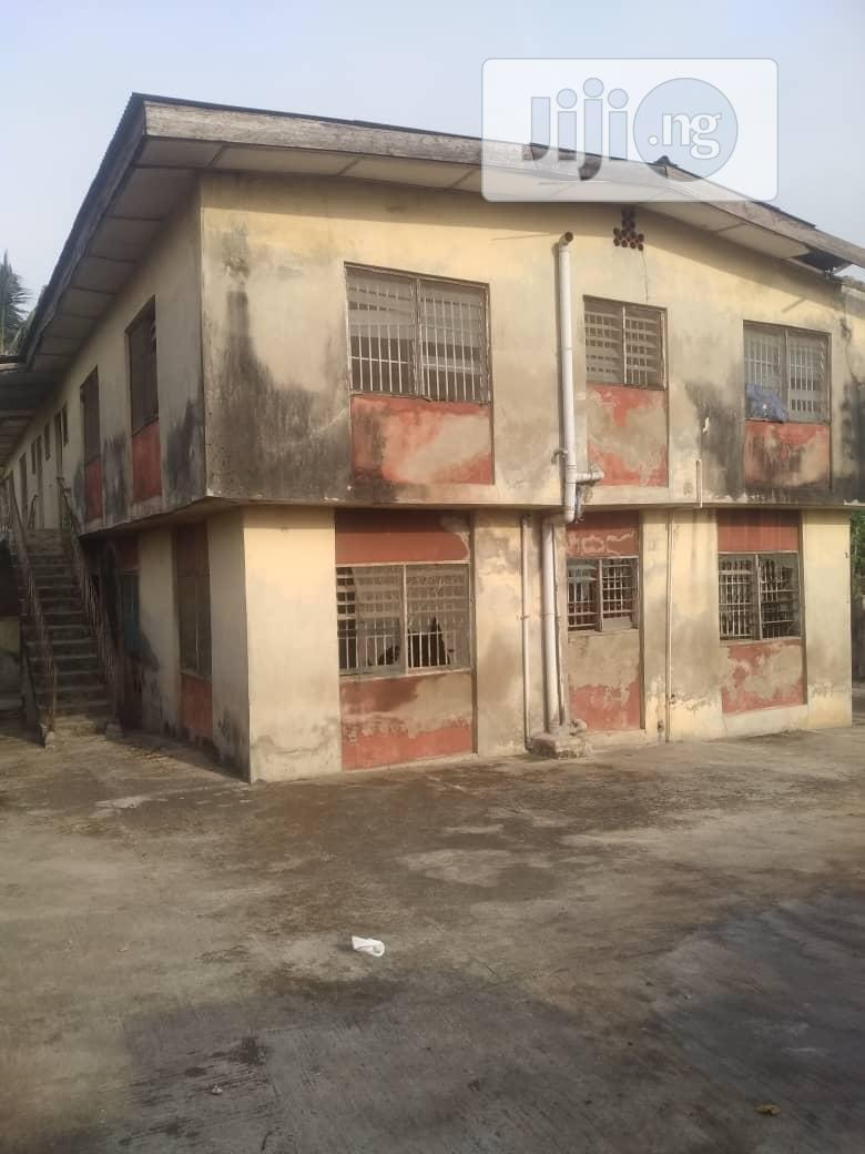 4 Flats Of 3 Bedroom With C Of O At NNPC Apata Ibadan