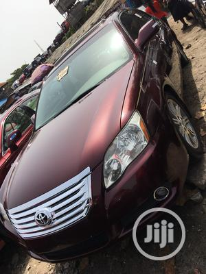 Toyota Avalon 2005 Red | Cars for sale in Lagos State, Apapa