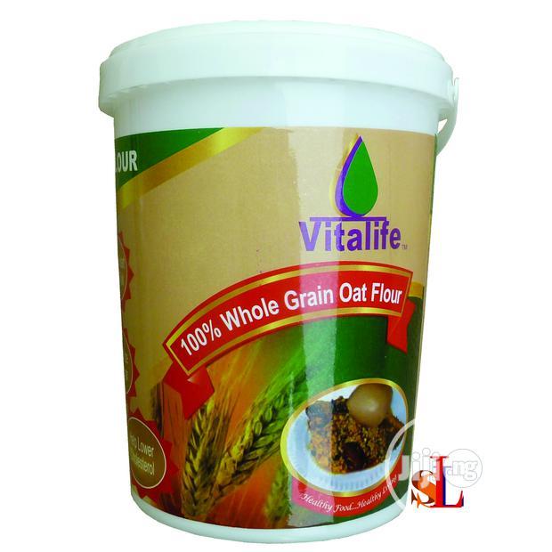 Vitalife Oat Flour - 2.5kg
