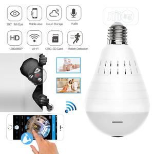 Waterproof IP66 Cctv Security Camera IR Night Vision Light Bulb | Security & Surveillance for sale in Lagos State, Lekki