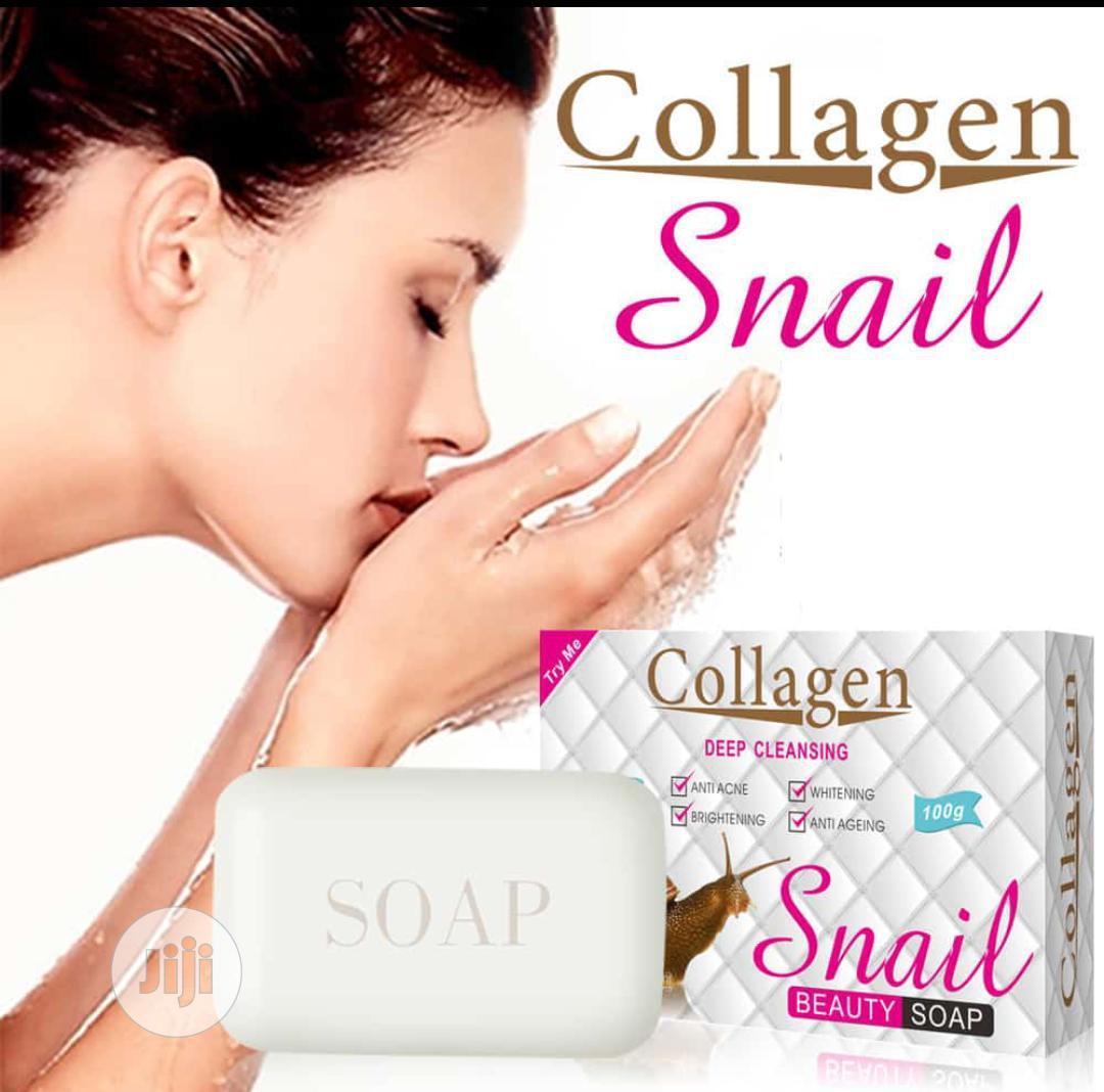 Collagen Snail Soap