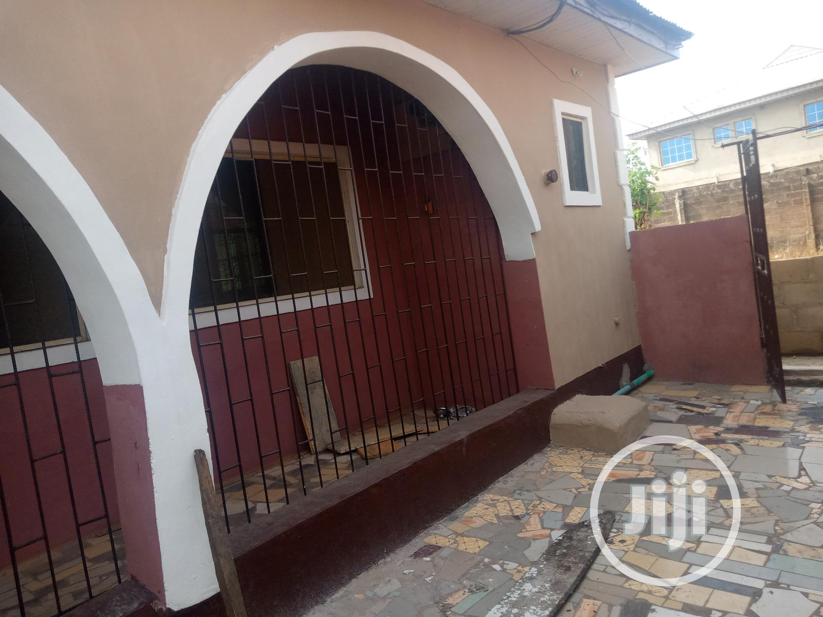Decent 3bedroom Flat With BQ at Elebu, Oluyole Extension