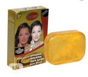 Veet Gold Whitening Magic Soap | Bath & Body for sale in Lagos State, Amuwo-Odofin