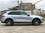 Porsche Cayenne 2017 Blue | Cars for sale in Lagos State, Ikeja