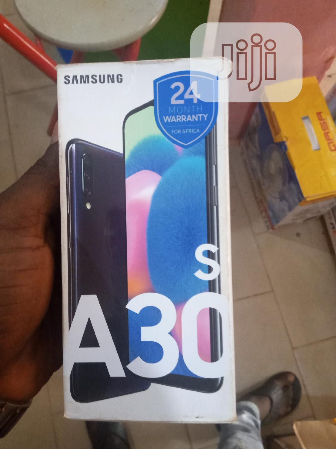 New Samsung Galaxy A30s 64 GB