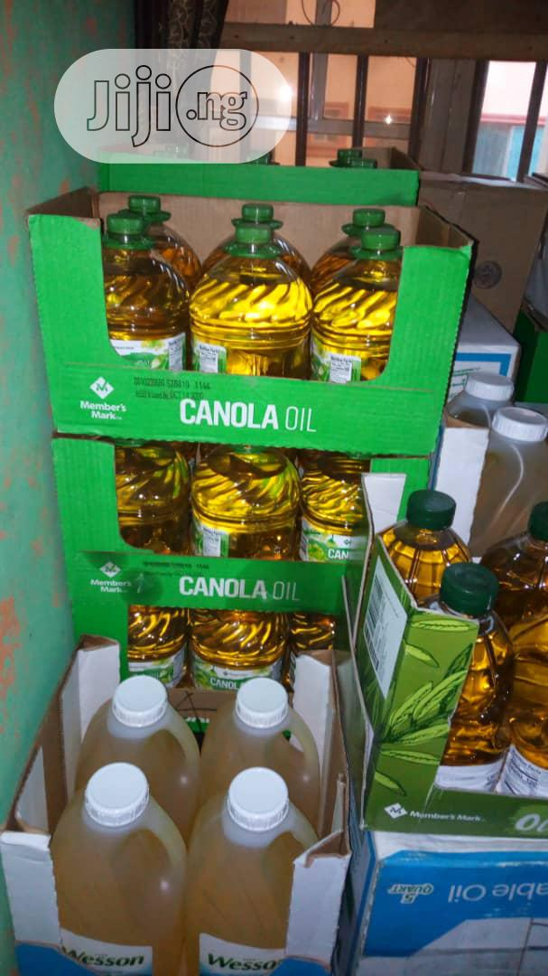 Archive: Canola Oil