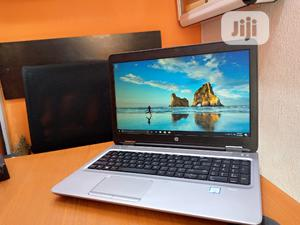 Laptop HP ProBook 650 G2 8GB Intel Core I7 SSD 256GB | Laptops & Computers for sale in Lagos State, Ikeja
