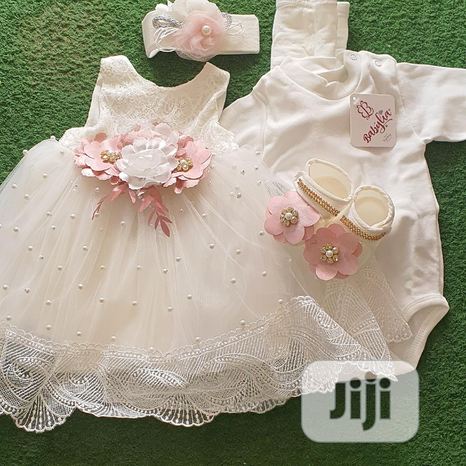 Christening / Dedication Outfit