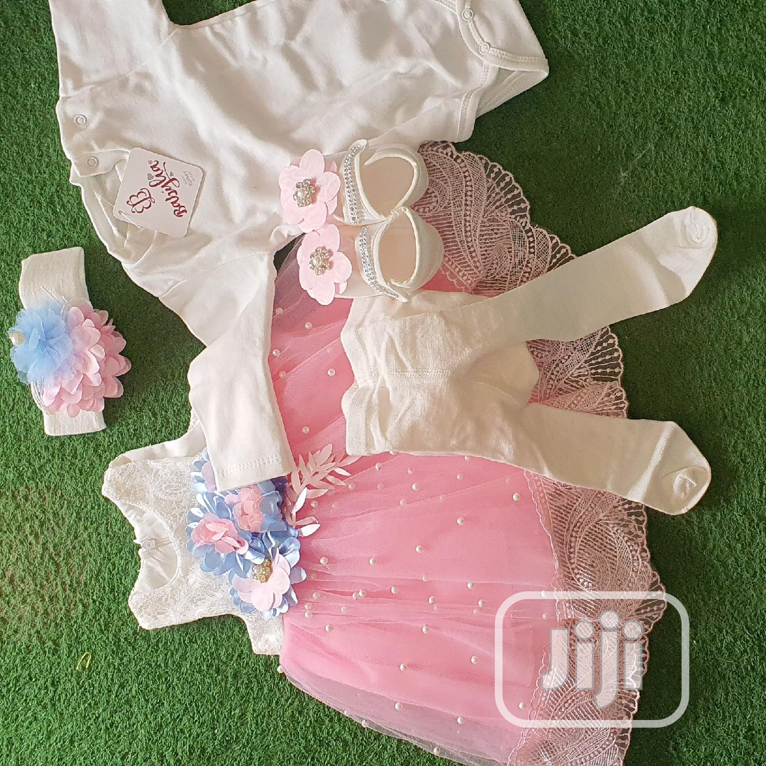 Christening / Dedication Outfit   Children's Clothing for sale in Ikeja, Lagos State, Nigeria
