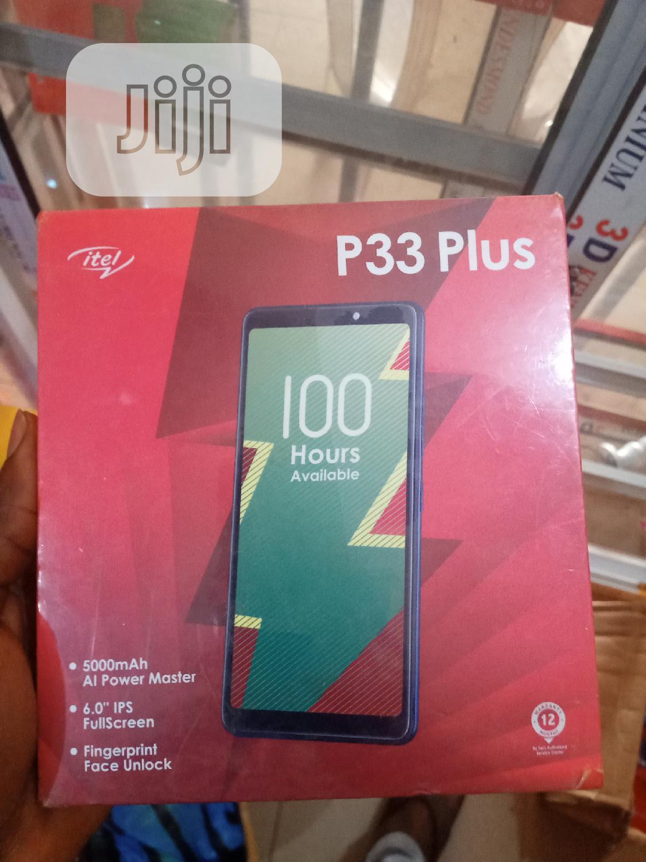 New Itel P33 Plus 16 GB
