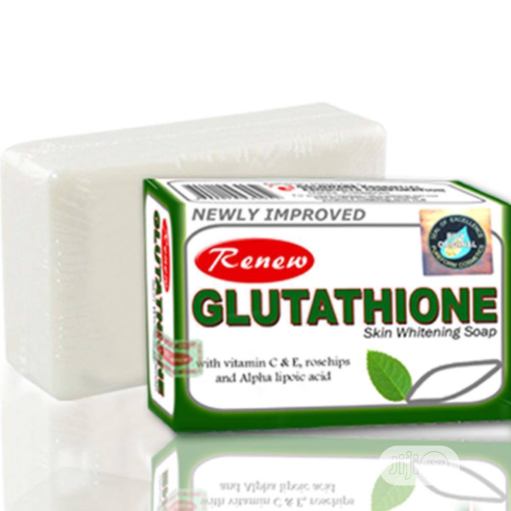 Glutathione Skin Whitening Soap
