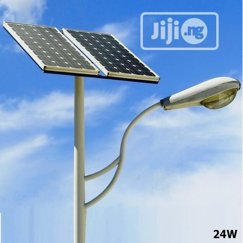 Archive: Solar Street Light