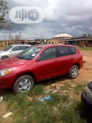 Toyota RAV4 2008 Limited Red   Cars for sale in Lagos State, Ikotun/Igando