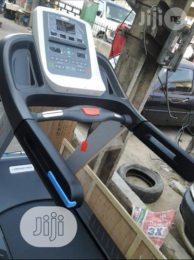 Brand New American Fitness Treadmill 6hp