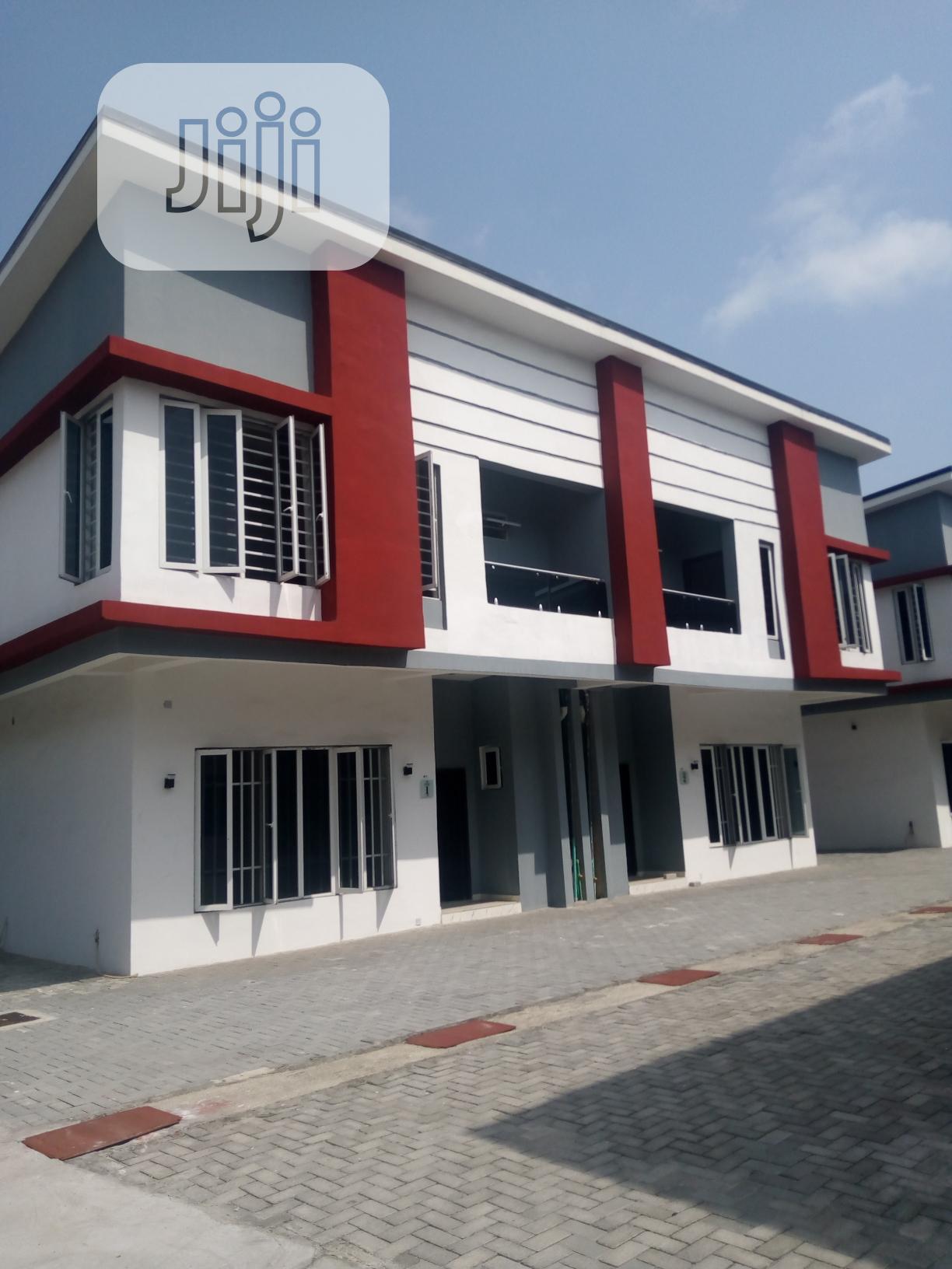Newly Built 4 Bedroom Flood Free Semi Detached Duplex for Rent