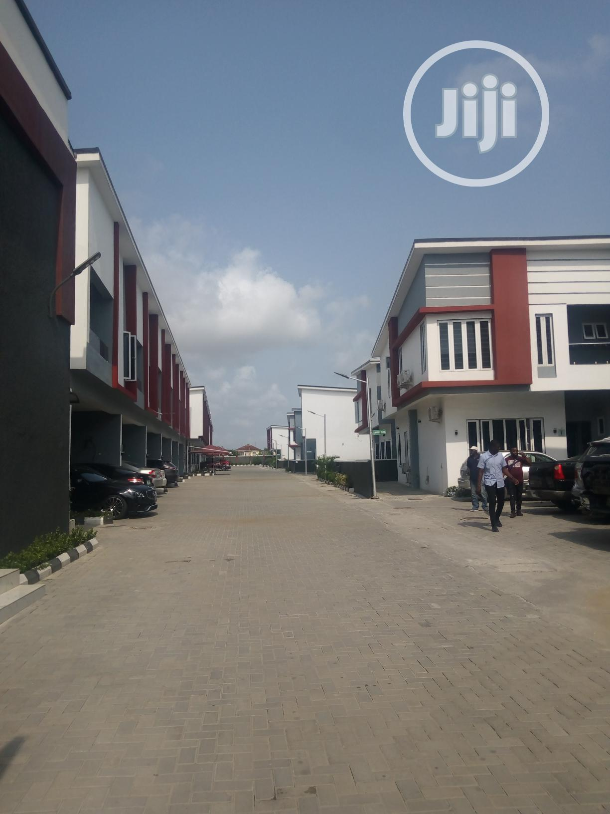Newly Built 4 Bedroom Flood Free Semi Detached Duplex for Rent | Houses & Apartments For Rent for sale in Lekki Phase 1, Lagos State, Nigeria