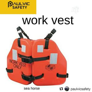 Work Vest Life Jacket | Safetywear & Equipment for sale in Lagos State, Lagos Island (Eko)