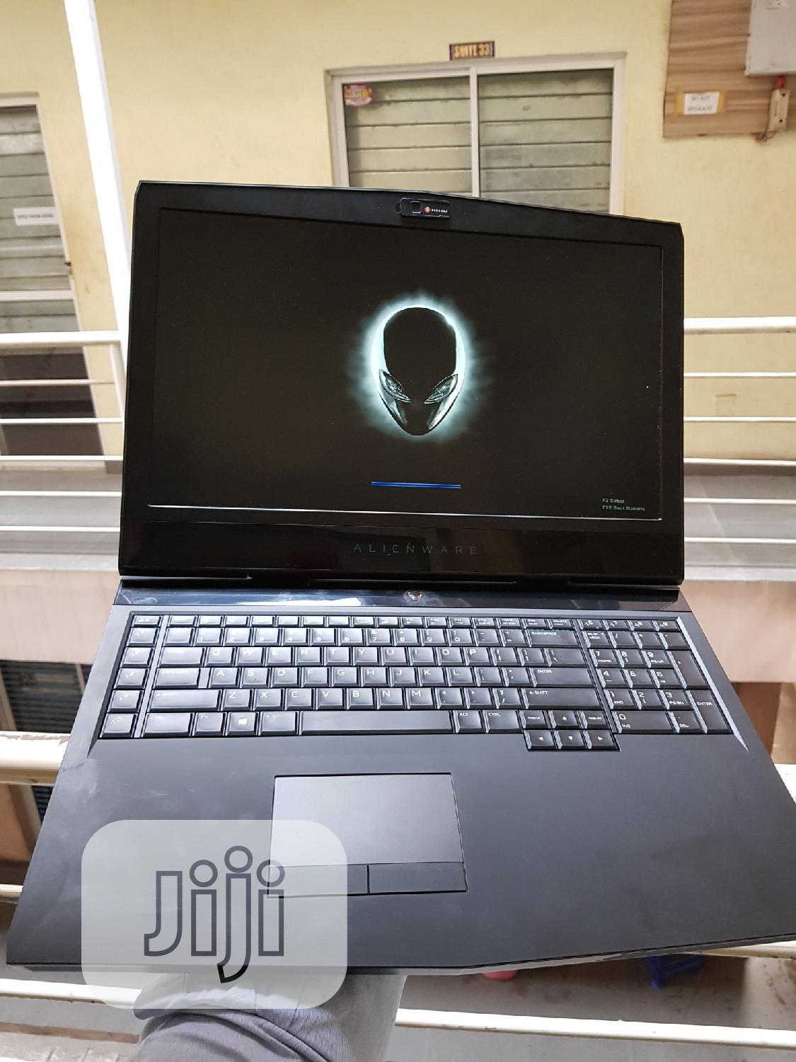 Laptop Dell Alienware 17 R4 16GB Intel Core i7 HDD 1T | Laptops & Computers for sale in Ikeja, Lagos State, Nigeria