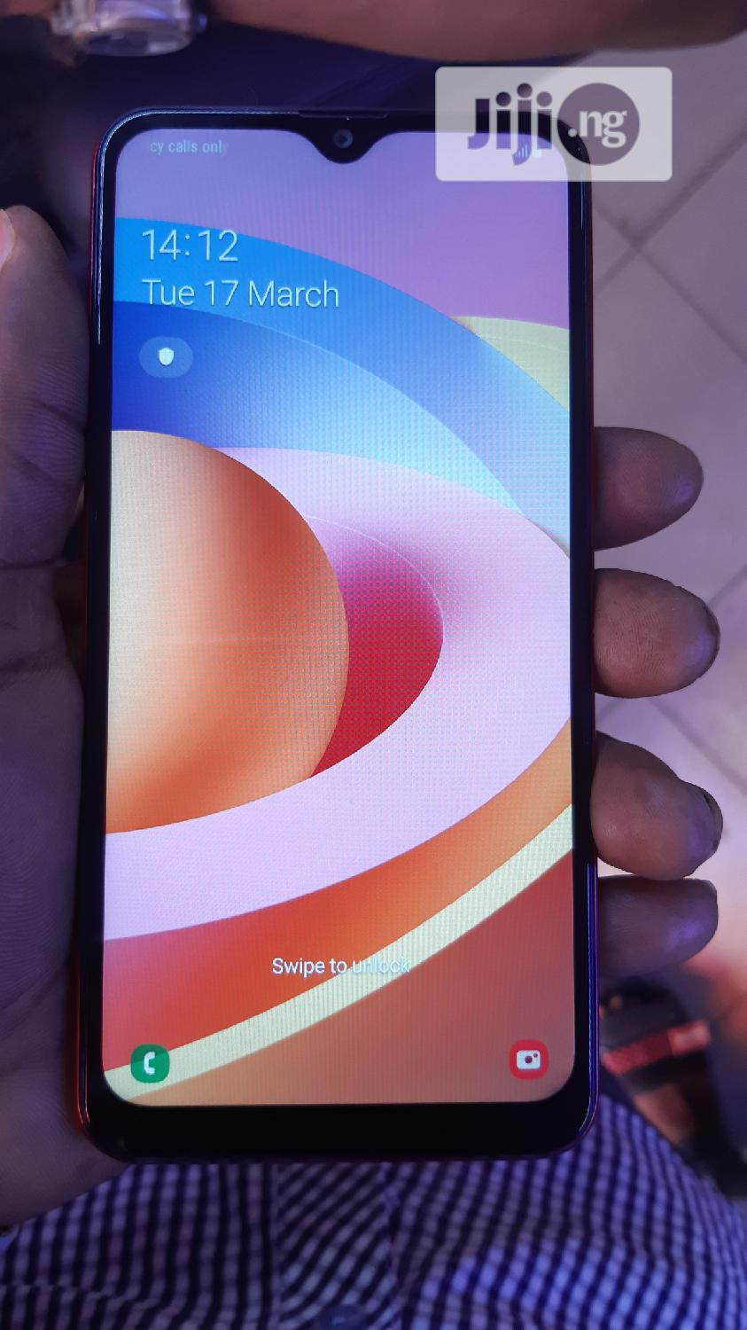 Samsung Galaxy A10s 32 GB Red   Mobile Phones for sale in Ikeja, Lagos State, Nigeria