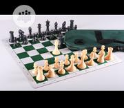 Tournament Chess Set With Carrier Box | Books & Games for sale in Lagos State, Shomolu