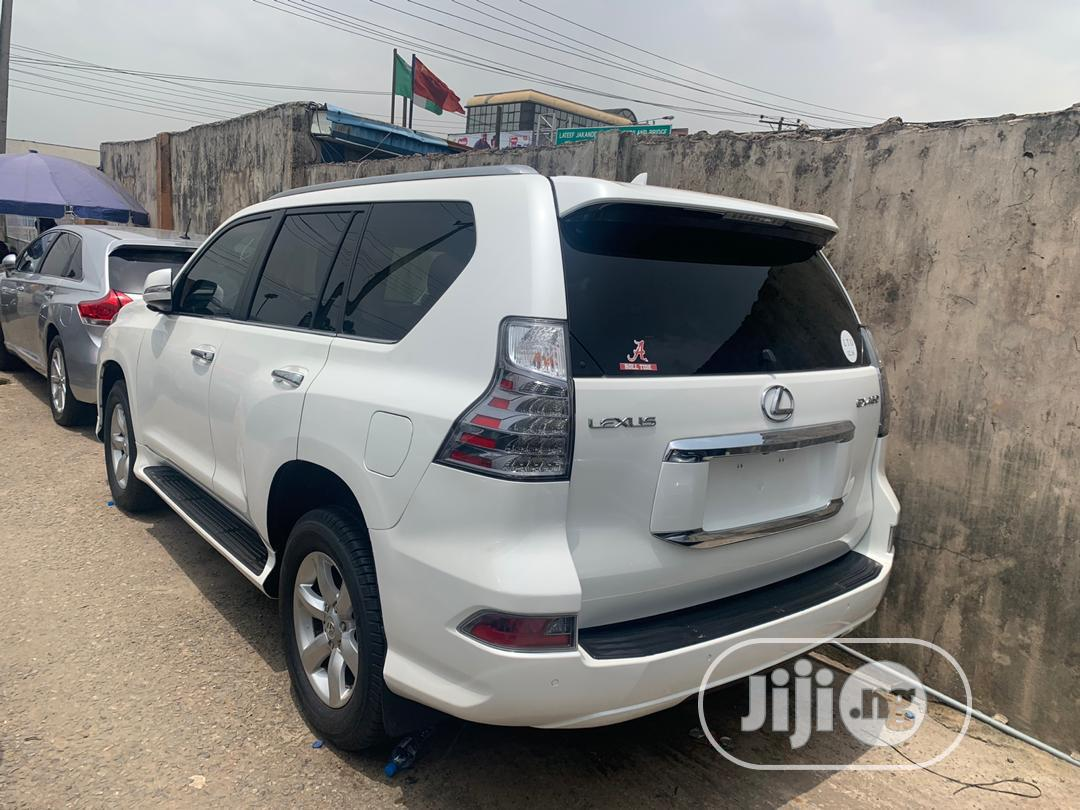 Lexus GX 2010 460 White | Cars for sale in Ikeja, Lagos State, Nigeria