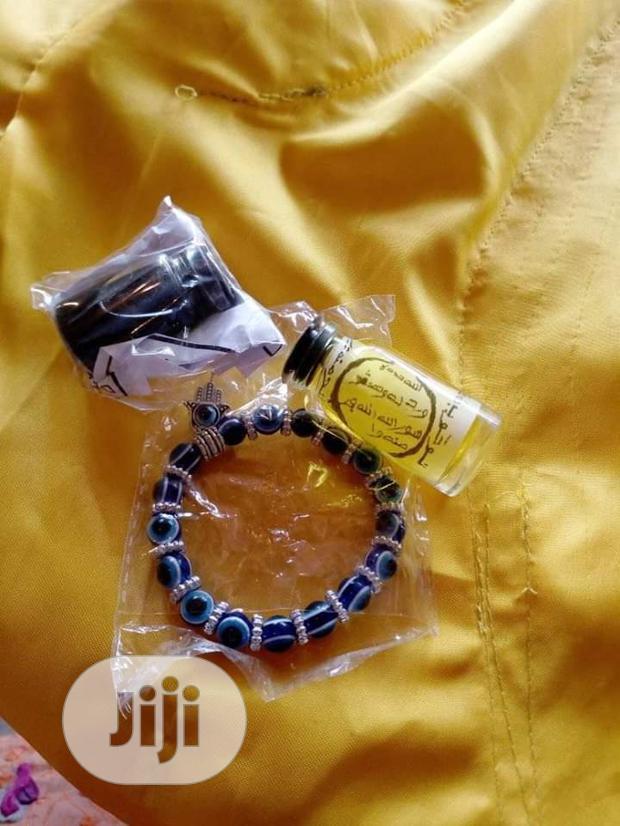Kayanmata Fortified Blue Eyes Waist Wit Oil Bead