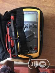 Fluke 87v/E2 Kit Digital Multimeter | Measuring & Layout Tools for sale in Lagos State, Lagos Island