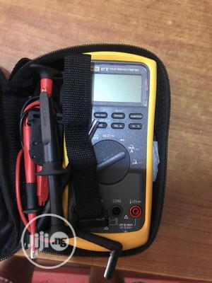 Fluke 87v/E2 Kit Industrial Digital Multimeter | Measuring & Layout Tools for sale in Lagos State, Ojo