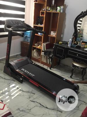 Brand New Imported Bodyfit 3HP Treadmill, Nationwide Delivery Included | Sports Equipment for sale in Imo State, Owerri