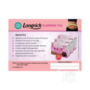 Longrich Pink Slimming Nutrivrich Tea | Vitamins & Supplements for sale in Lagos State, Ikeja