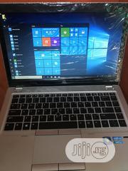 Laptop HP EliteBook Folio 9470M 4GB Intel Core i5 HDD 500GB   Laptops & Computers for sale in Lagos State, Ikeja