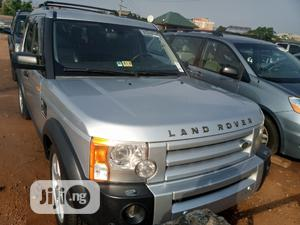 Land Rover LR3 2006 SE Silver | Cars for sale in Lagos State, Ifako-Ijaiye