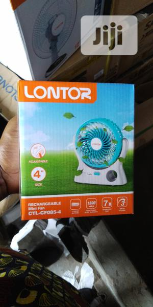 Rechargeable Mini Fan | Home Appliances for sale in Lagos State, Ikorodu