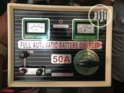 Automatic Battery Charger 50amps 12-48V   Electrical Equipment for sale in Lagos State, Ojo