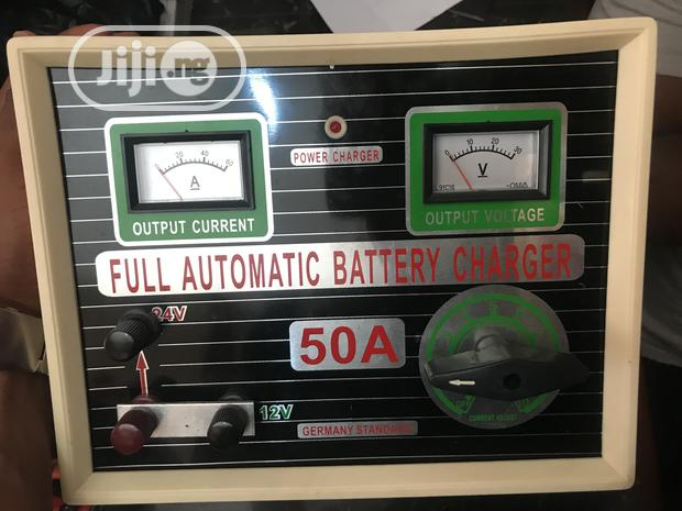 Automatic Battery Charger 60amps